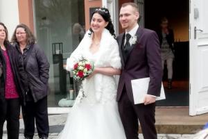 Hochzeit Robin und Saskia 2018
