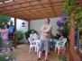 Überraschungsauftritt bei Jürgen 2010